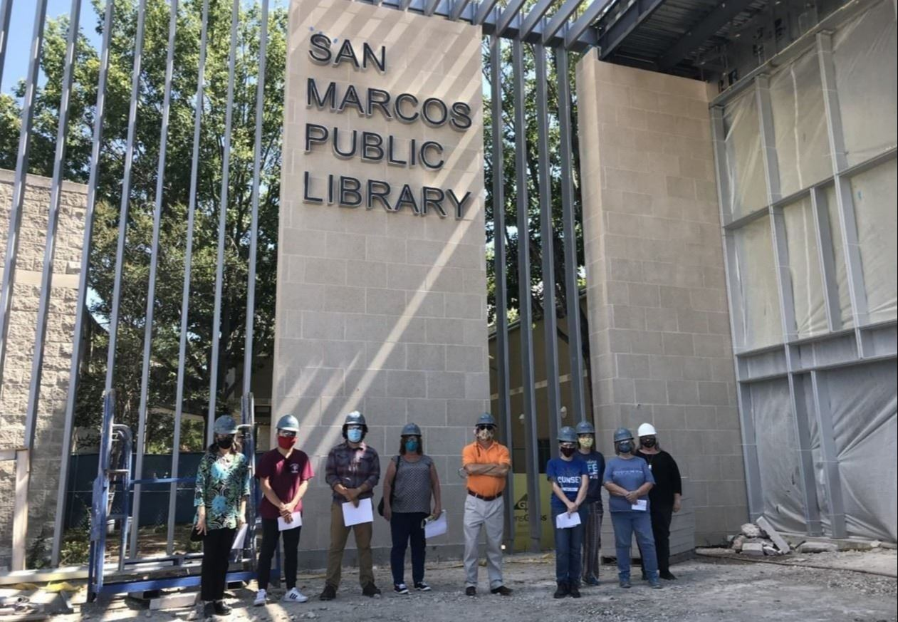 Library Tour 8-6-20